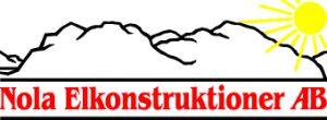 Nola Elkonstruktioner AB logo